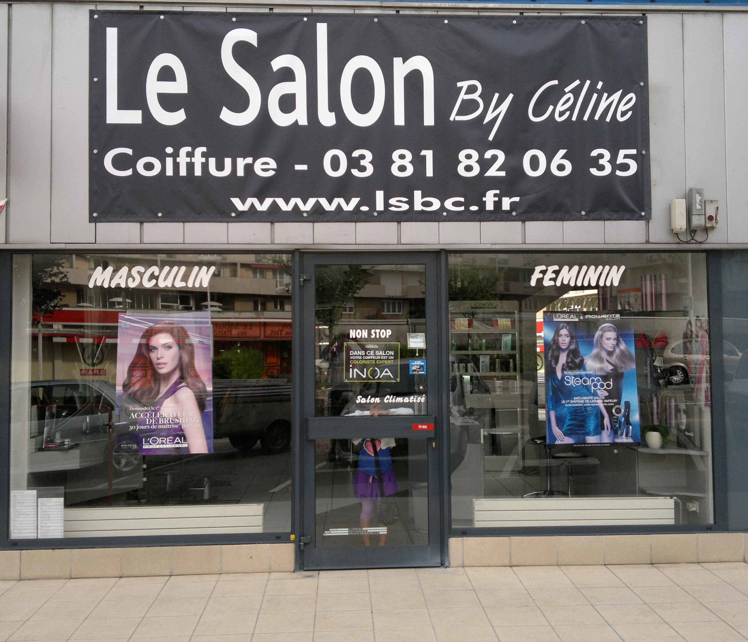 Photo du Salon By Céline à Beançon